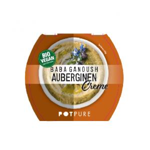 Bio Auberginencreme Baba Ganoush, 1000g (Vegan)
