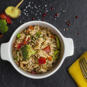 Gericht der Woche: Bio Tikka Masala mit Basmatireis  450g vegan