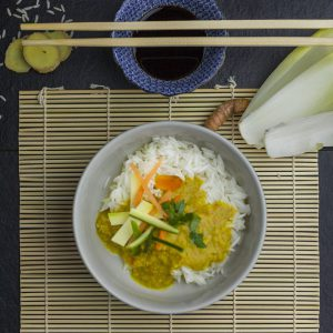 Bio Thaicurry 450g (Vegan)