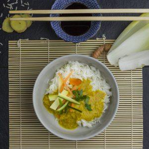Bio Thaicurry 450g (Vegan)
