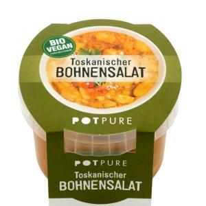 Bio Toskanischer Bohnen-Salat, 1000g (Vegan)