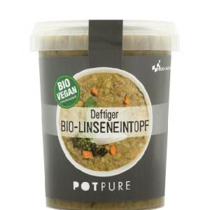 Bio Linseneintopf, 5000g (Vegan)