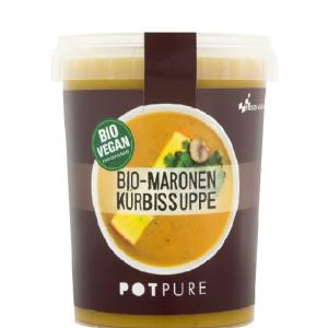 Bio Maronen-Kürbis-Suppe, 5000g (Vegan)