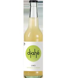 djahé BIO Ingwer - Zitrone Limonade 330ml (VEGAN)
