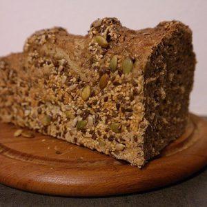 Bio-Brot, 2 Scheiben, wöchentlich wechselnd