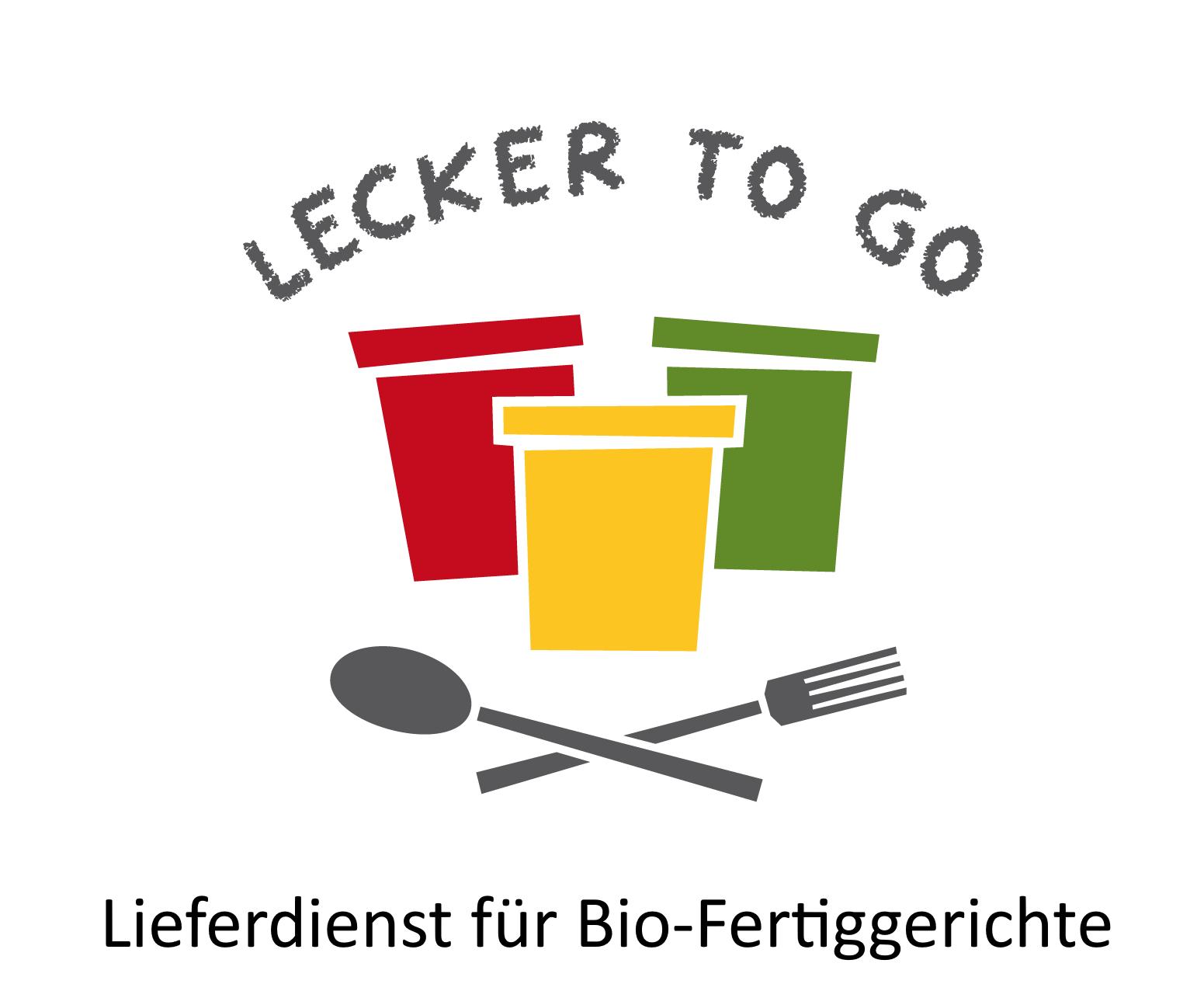 LECKER TO GO Lieferdienst für Bio-Fertiggerichte